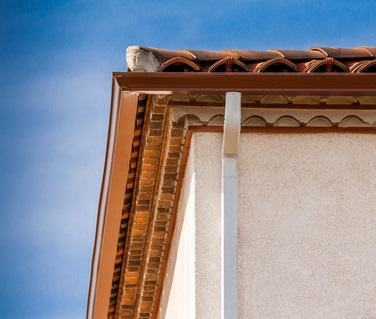 Pose ou réparation de chéneaux Villefranche-de-Lauragais