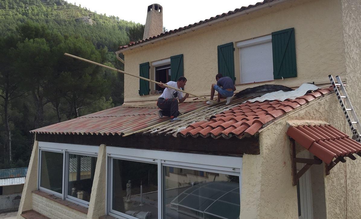 Réparateur de toit Bagnères-de-Luchon